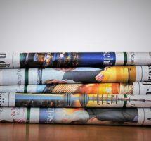 軽減税率の対象となる新聞とは!?